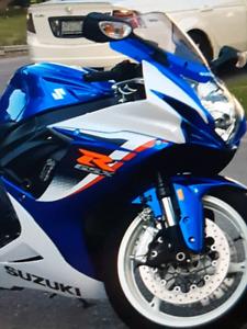 2013 GsxR 600