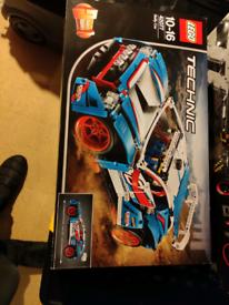 Lego Technic Rally Car set 42077