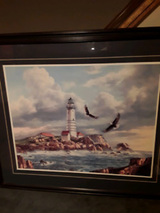 lovely lighthouse picture