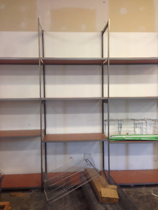 Easy to configure Storage Solution**** SHELVING*****