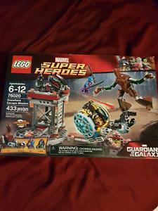 Marvel Lego Guardians.