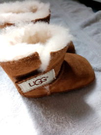 My first ugg boots