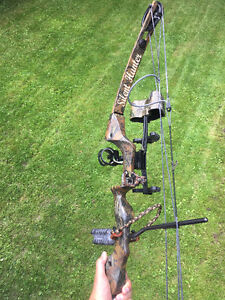 High Country Silent Hunter compound bow