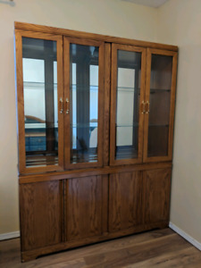 Arcese Brothers China Cabinet