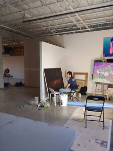 Private and Open Art Studios