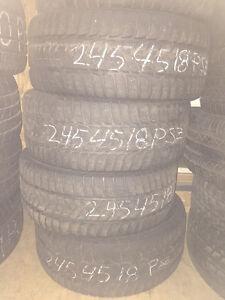 Winter tire pirelli sotozero 245/45/18,,,close the shop 1st Febr