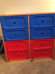 IKEA Kids Drawer Unit