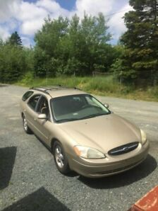 2001 ford Taurus SES