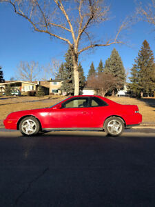 2000 Honda Prelude Coupe, V-tech, LOW KMS