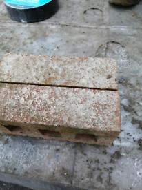 Charlton 65mm bricks, £150 per pallet