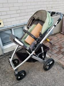 Uppa baby stroller