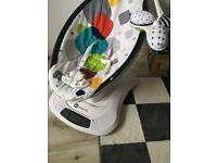 4moms mamaRoo Baby Bouncer - Multi Plush