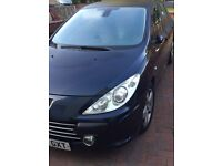 Peugeot 307 mot due July 2017 extras £800 ovno