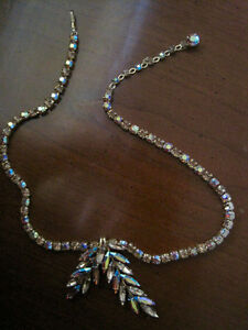 Reduced ..SIGNED SHERMAN NECKLACE