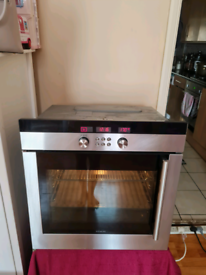 Siemens multifunction single electric oven built-in stainless Steel 60