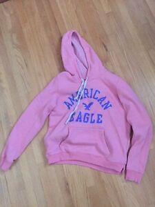 Girls American eagle hoodie