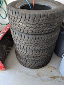 265/70/17 Tires. Mint condition