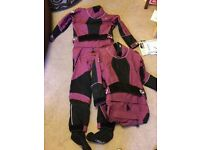 Drysuit for kayaking. Excellent condition.