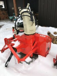 Farm King Snow Blower