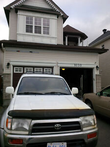 1996 Toyota 4Runner Limited SUV - One Owner since 1996