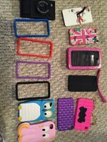 Lot IPHONE 4/4s cases !