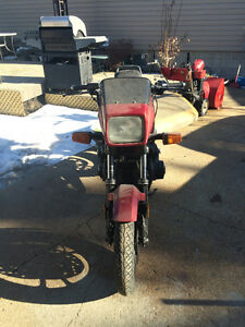 1983 GSX 550E - All Offers Considered