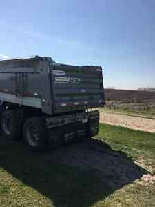 2014 Centerline Super B Gravel Trailers Side and EndDump Moose Jaw Regina Area image 3