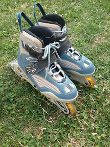 Women's Rollerblades size 10 great condition