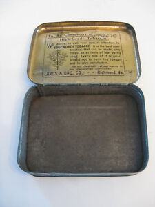 EDGEWORTH TOBACCO TIN BOX Kitchener / Waterloo Kitchener Area image 2