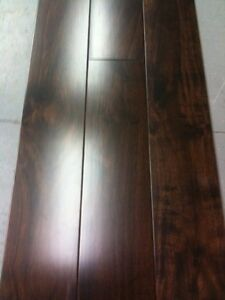 HARDWOOD FLOORING ENGINEERED LAMINATE VINYL SHEET CLICK PLANK City of Toronto Toronto (GTA) image 4