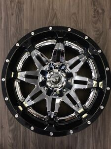 UNAUTHORIZED WHEEL AND TIRE WILL NEVER BE UNDER SOLD