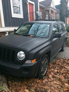 JEEP PATRIOT 08 | AS IS