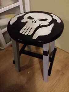 Tabouret The punisher