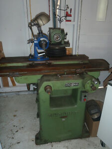 3 tool and cutter grinders Includes several diamond wheels
