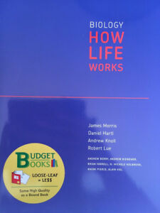 BIOLOGY : HOW LIFE WORKS - ISBN:9781429218702