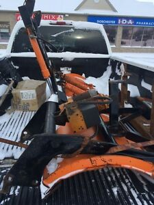 ARCTIC 7.5 STEEL BLADE POWER ANGLE PLOW SYSTEM