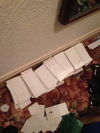 106 white tiles