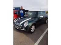 mini cooper up for swaps or will sell
