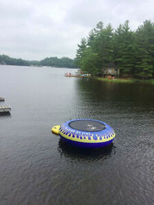 Private Cottage Rental on Beautiful Go Home Lake in Muskoka