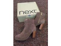 90% new Next boots, UK 3 EUR 35.5