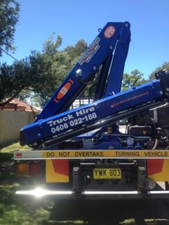 Crane Truck Hire Wiley Park Canterbury Area Preview