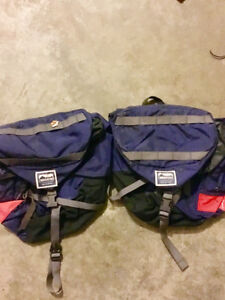 Like new Panniers for commuting