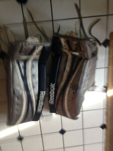 Hockey goalie gear and lacrosse gear for sale