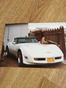 Looking for my 1980 Corvette