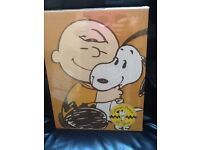 Complete Peanuts / Snoopy comic strip book brand new hard cover