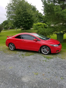 08 civic si coupe