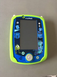 Tablette LeapFrog LeapPad2 Explorer Disney Monsters University