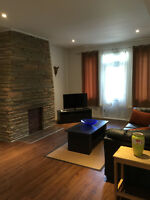Tout neuf tout meublé tout inclus - All new, furnished, all in