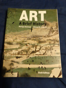 Art: A Brief History (6th Edition) Paperback  Marilyn Stokstad