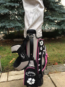 Callaway XJ SERIES GIRLS JUNIOR SET (AGES 5-8) Right Handed